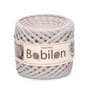 Bobilon Stone  t-shirt premium yarn Medium 7-9 mm 100% bawełna